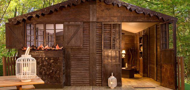 Tradicionalna kuća napravljena od čokolade
