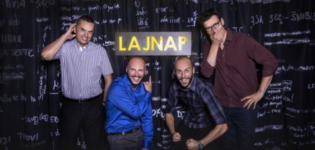Stand up večer uz LAJNAP Comedy za stipendije učenicima