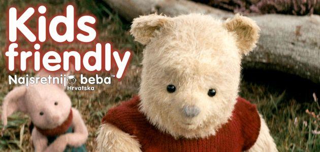 KIDS FRIENDLY: FILM CHRISTOPHER ROBIN
