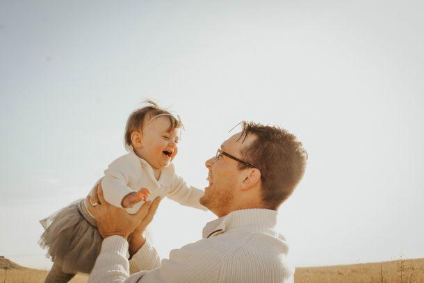 djeca otac roditelji sreća