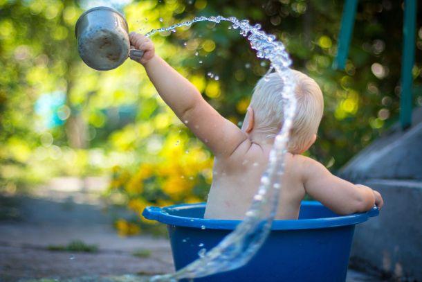 kupanje djeteta