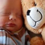 beba dijete djeca spavanje
