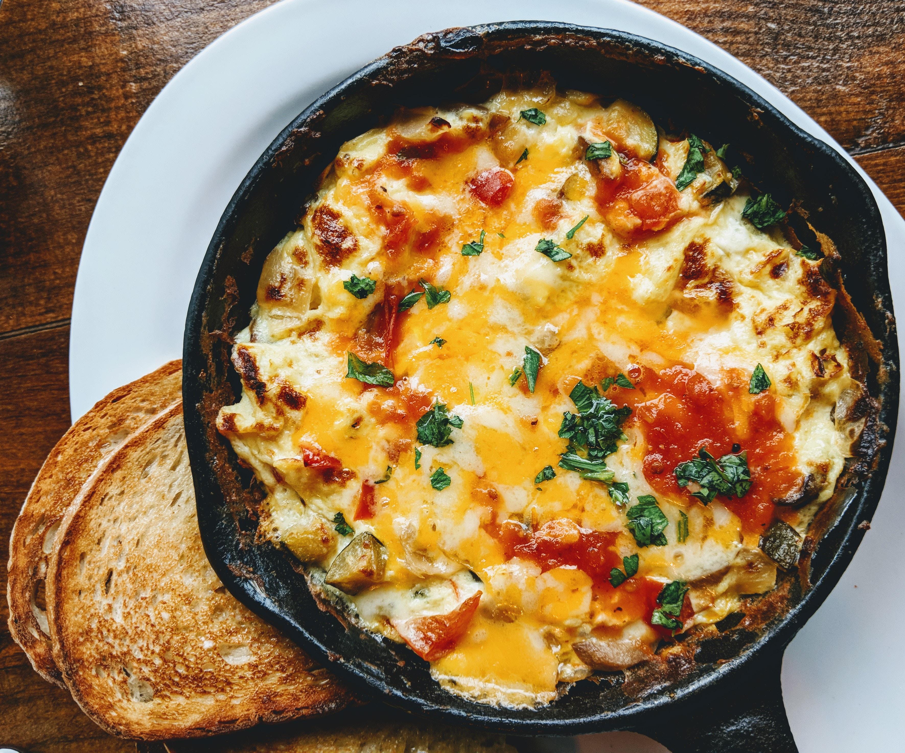 omlet od povrca zvijezda