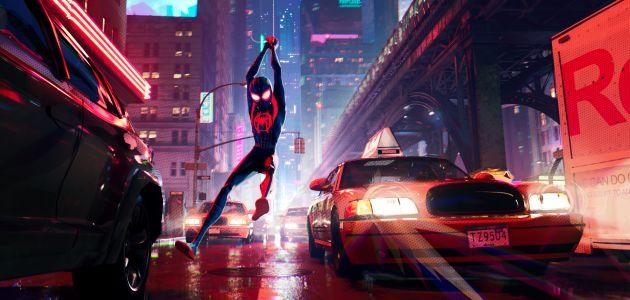 Došao crtani Spider-Man: Novi svijet