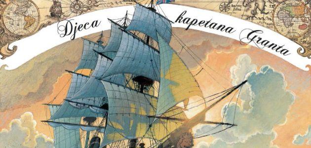"""Strip-koncert """"Djeca kapetana Granta"""""""