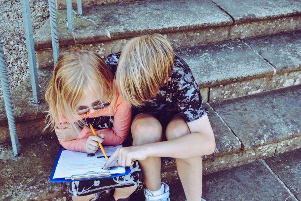 djeca učenje