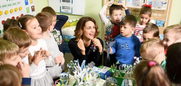 Doris Pinčić Rogoznica poziva mališane na uključivanje u Eko-paket