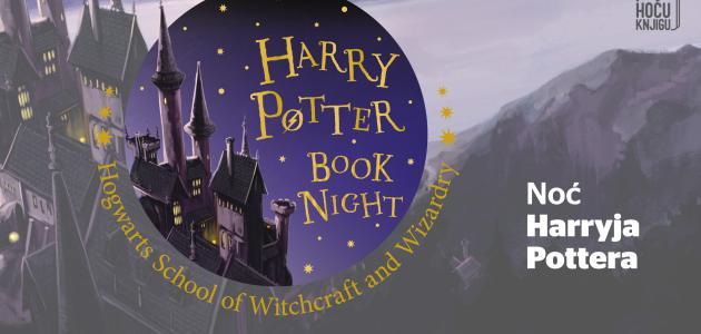 Magična noć u Hoću knjigu knjižarama