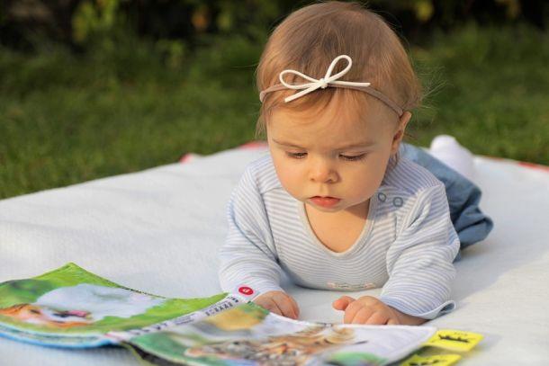 beba djeca slikovnica čitanje