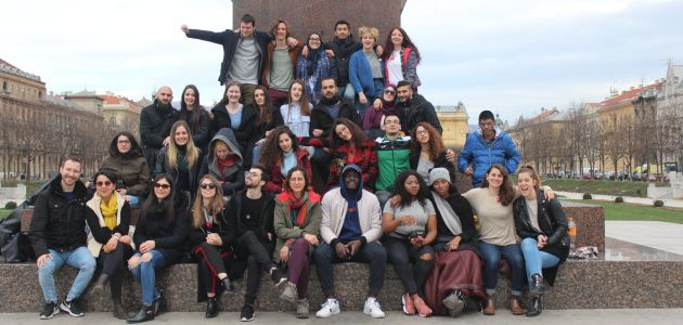 Projekt IDEA: Nastup mladih na Trgu kralja Tomislava