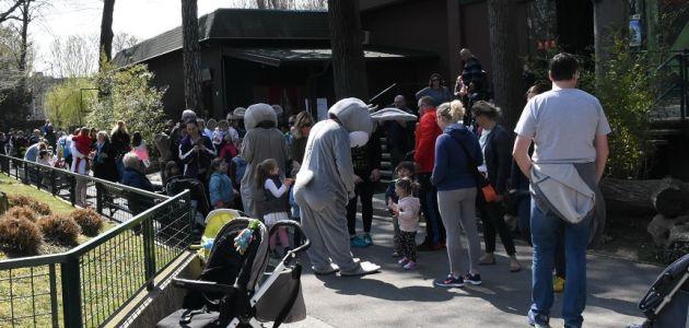 Vikend pun akcije u Zoološkom vrtu