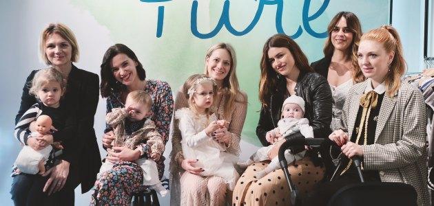 Linije za moderne mame s visokim kriterijima