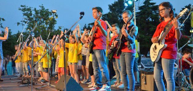 Glazbena poslastica za djecu i mlade