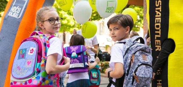 Održana druga po redu revija školskih torbi