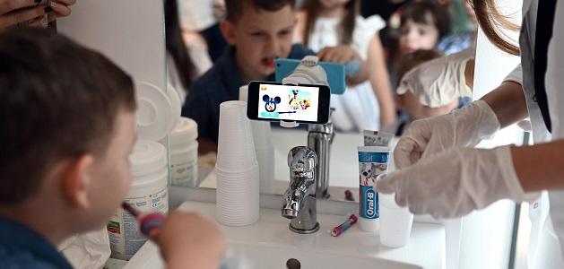 Oral B Kids daruje kofer pun igračaka
