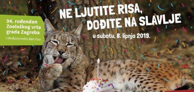 Dan risa i 94. rođendan Zoološkog vrta grada Zagreb