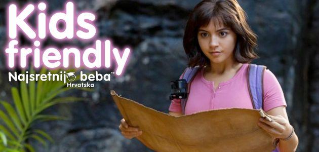 Kids friendly: Dora istražuje izgubljeni grad