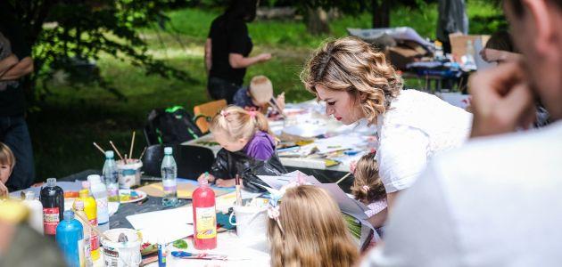 Kreativne radionice na ovogodišnjem InDizajn za najmlađe