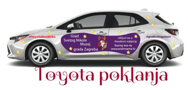 Fotkaj i osvoji vikend vožnju Toyota Hibridom