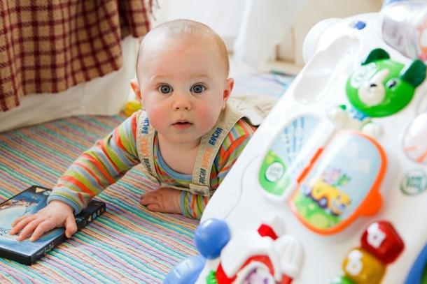 beba dijete prehlada gripa