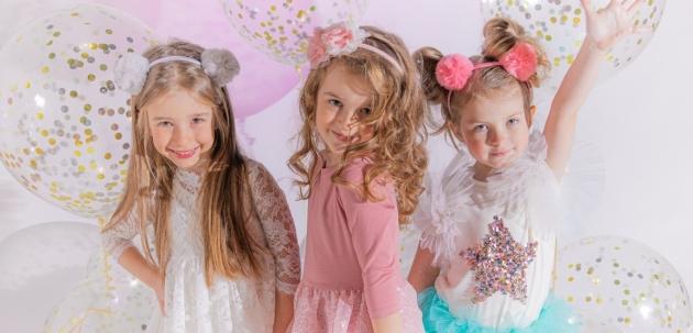 Odjeća za djevojčice: dobar stil treba njegovati od malih nogu
