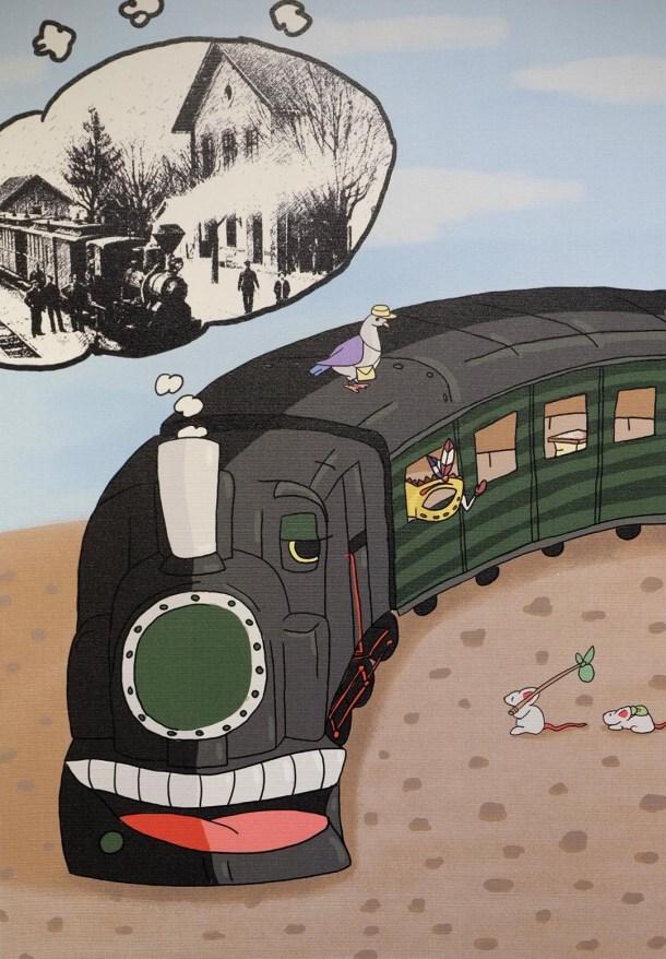samoborski vlak
