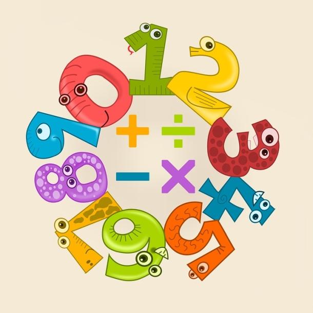 brojevi djeca matematika