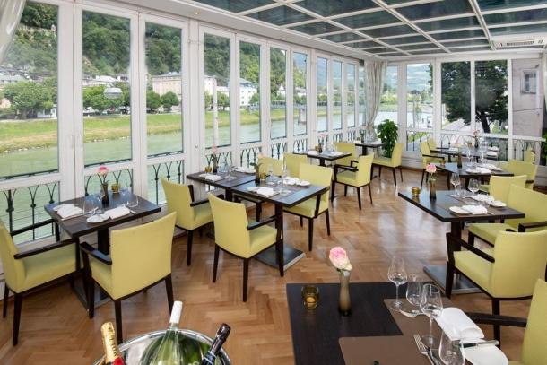 Hotel Altstadt Salzburg dorucak