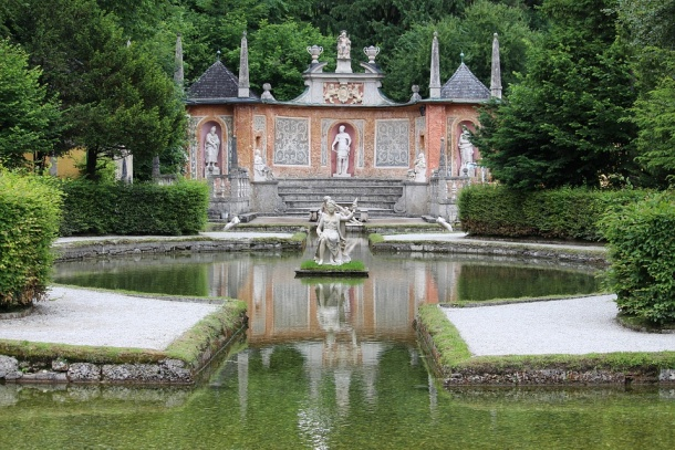 dvorac hellbrunn