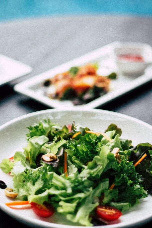 zelena salata dijeta