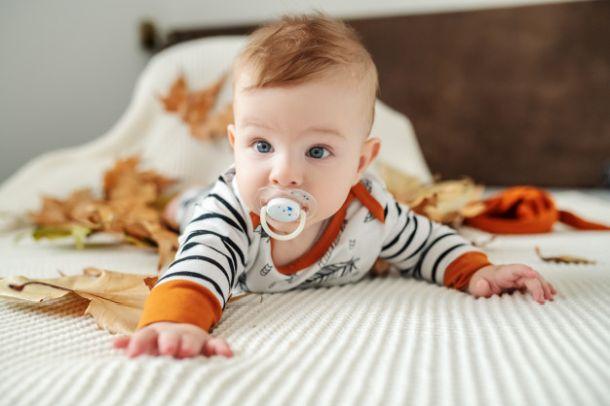 puzanje i kretanje bebe pelene
