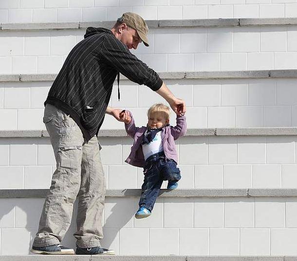 Tata i djete