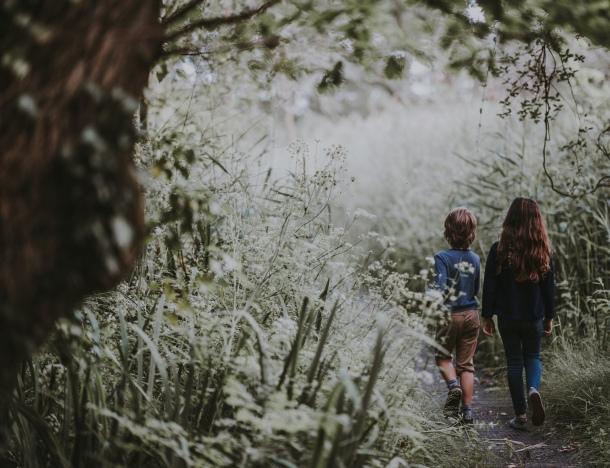 djeca priroda dijete