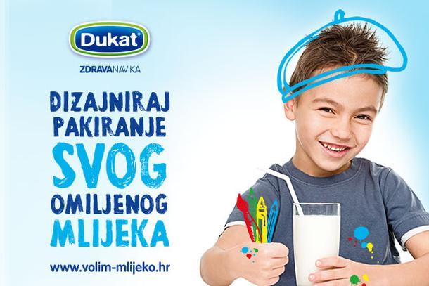 Dukat Volim mlijeko