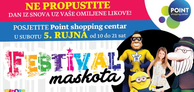 Festival maskota