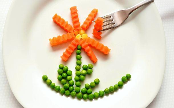 Međuobrok povrće