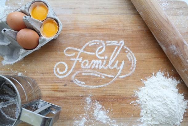 obitelj jaja hrana