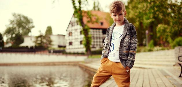 Prirodni chic dječje kolekcije Amsterdam