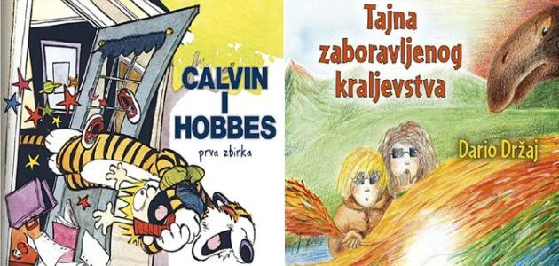 Strip i dječji roman