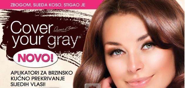 Darujemo Cover Your Gray proizvode