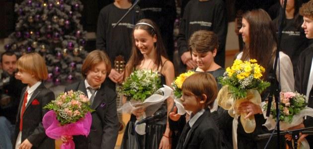 Koncert Dječje filharmonije
