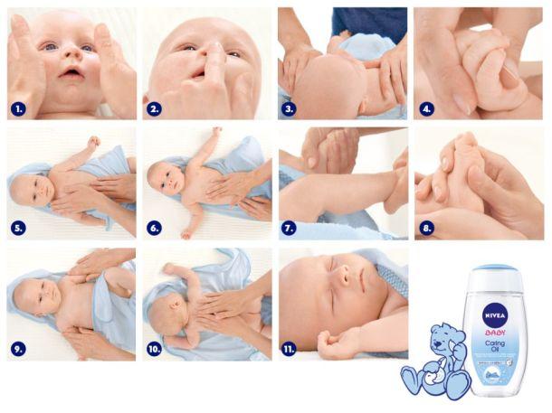upute za masazu bebe masaza