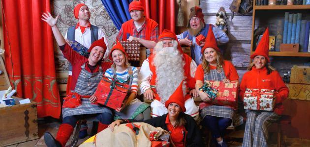 Pitali smo Djeda Mraza kako se priprema za blagdane