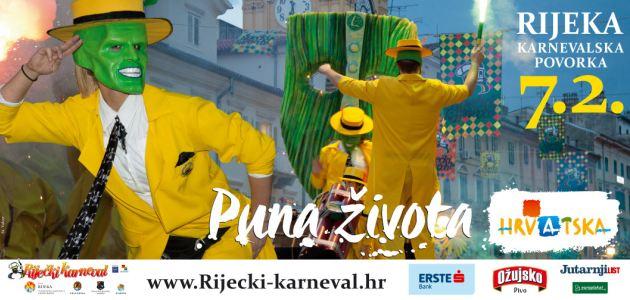 Riječki karneval 2016.