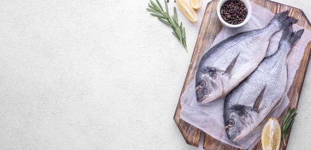 Recept s ribom za djecu između 2 i 4 godine