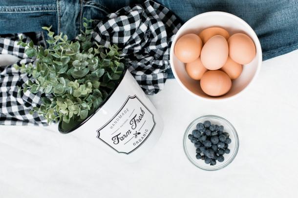 jaja hrana zeljezo