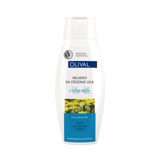 Mlijeko za čišćenje lica s uljem smilja