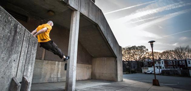 Parkour – umjetnost kretanja