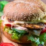 burger meso hrana