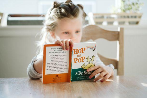 dijete čitanje djeca